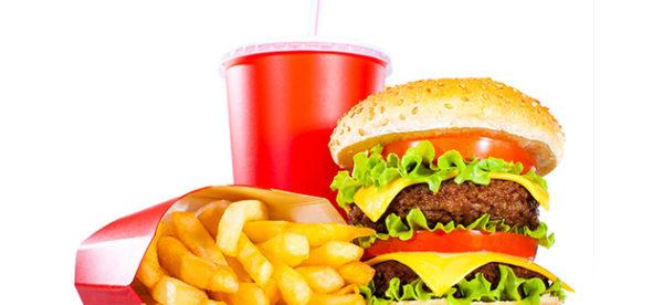Une minute avant le premier fast-food