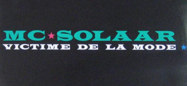Victime de la mode - MC Solaar