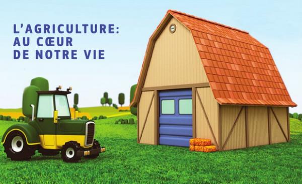 Kit pédagogique : Agriculture et développement durable