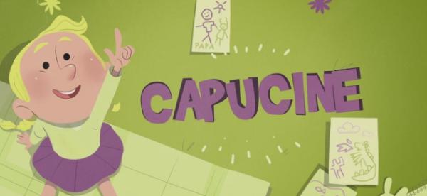 """Capucine"" - Aldebert et Zaz"