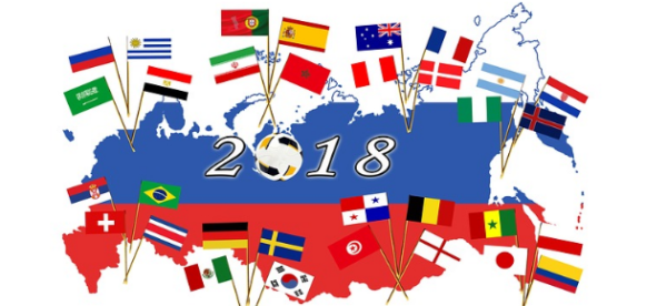 La Coupe du Monde 2018